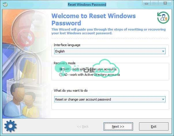 تحميل برنامج Passcape Reset Windows Password كامل للكمبيوتر